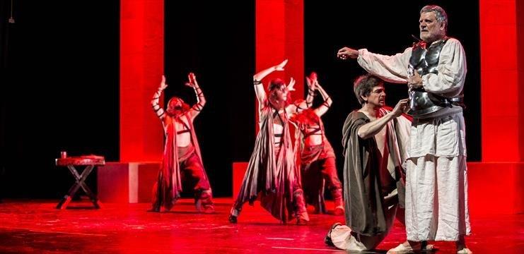 Agenda Cultural: Marco Aurelio, en escena, en Bolaños