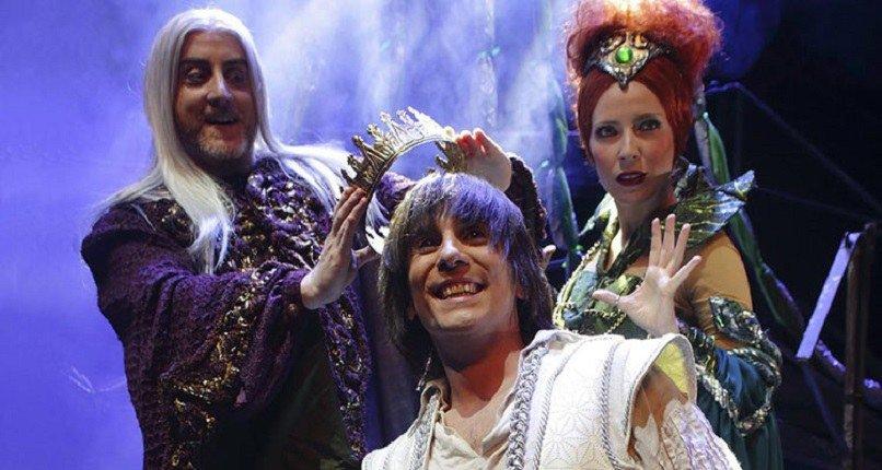 Merlín, un Musical de Leyenda, irrumpe en Manzanares