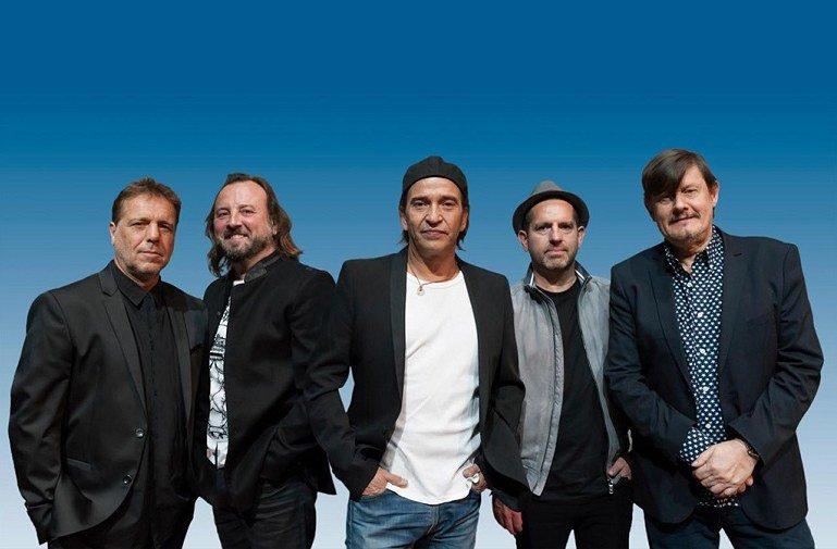 Los Secretos en concierto en Ciudad Real