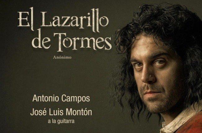 El Lazarillo de Tormes en el Gran Teatro de Villarrobledo