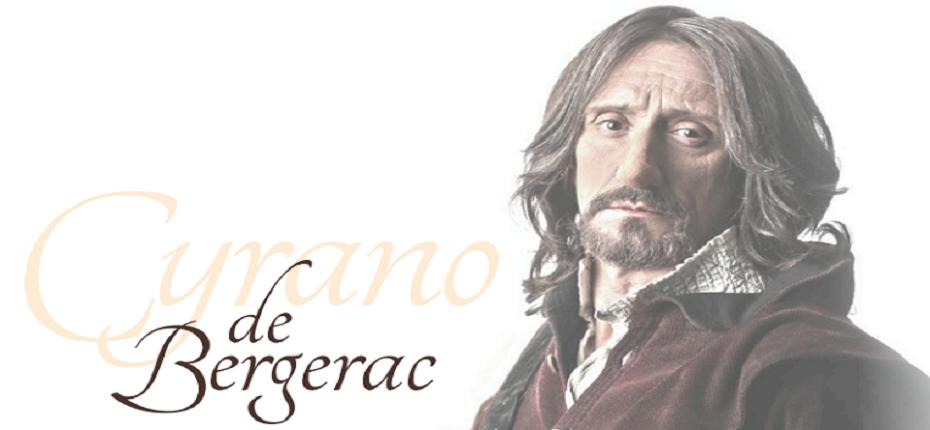 Cyrano de Bergerac en el Teatro Buero Vallejo de Guadalajara