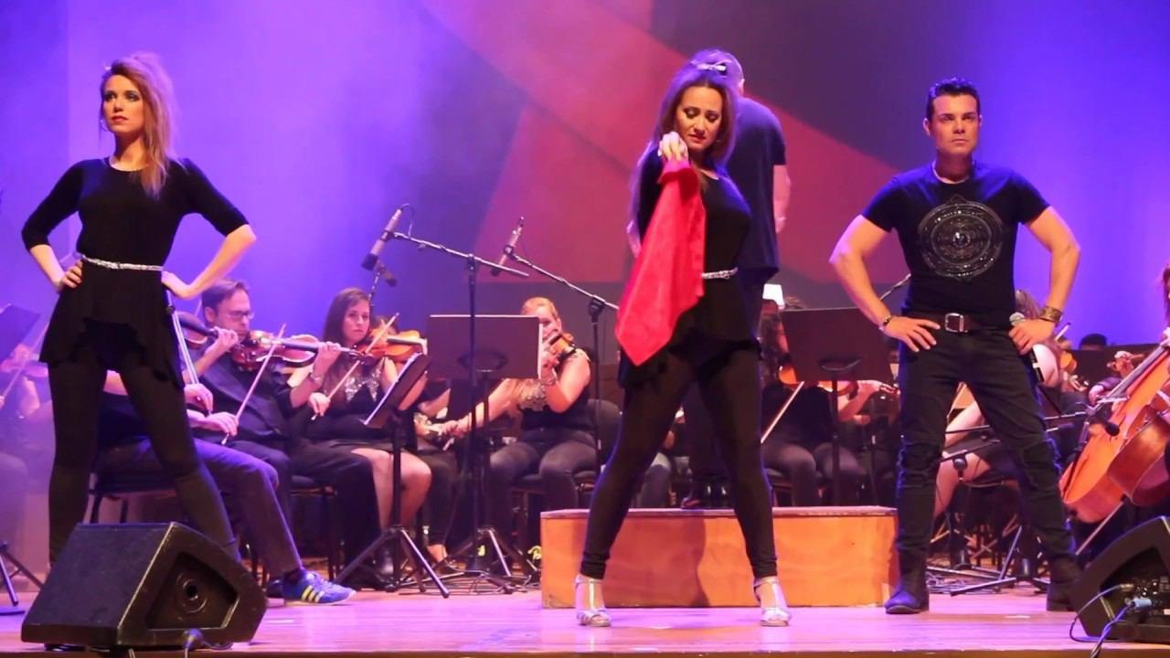 Concierto Tributo a Mecano en el Teatro Circo de Albacete