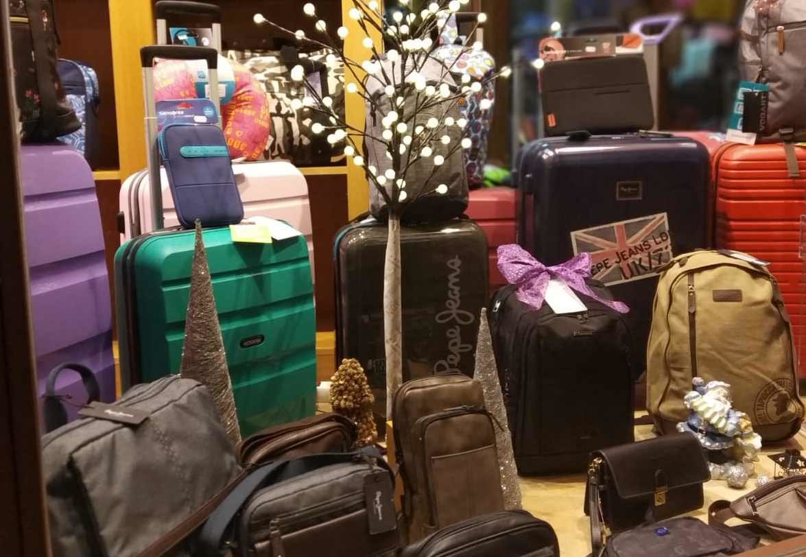 Regalos Navidad 2018 en Carmen Bolsos de Valdepeñas