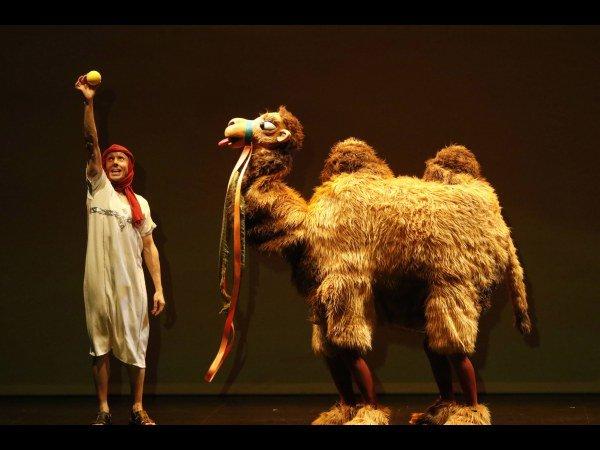 El Mundo Lirondo en el Teatro Palenque de Talavera