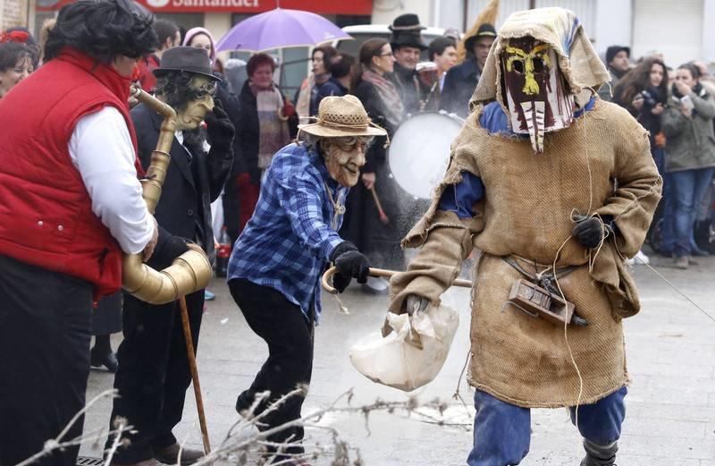 Carnaval León: Carrizo