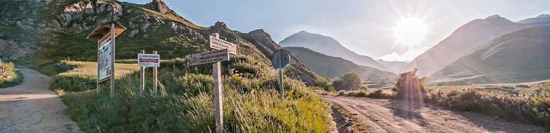 Comarca de Babia, Reserva de la Biosfera y Parque Natural
