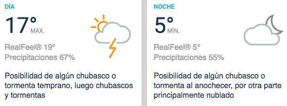 Tiempo Semana Santa León 2019, Jueves Santo