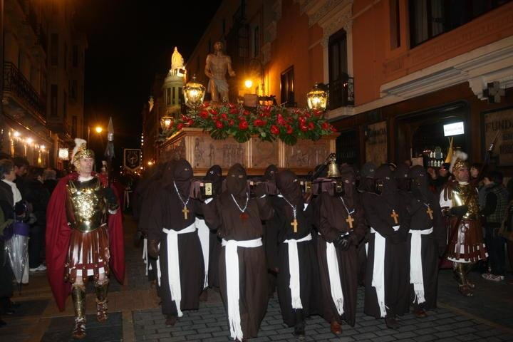 Procesión del Perdón Semana Santa León