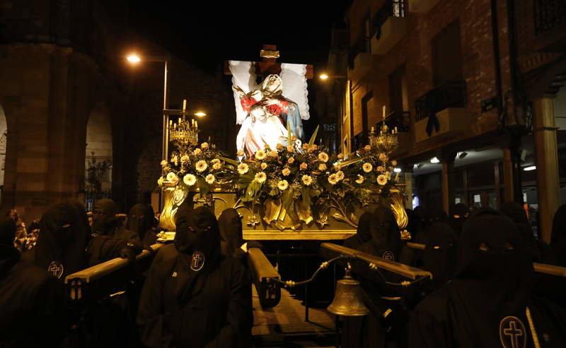 Procesión Nazareno Semana Santa León 2019