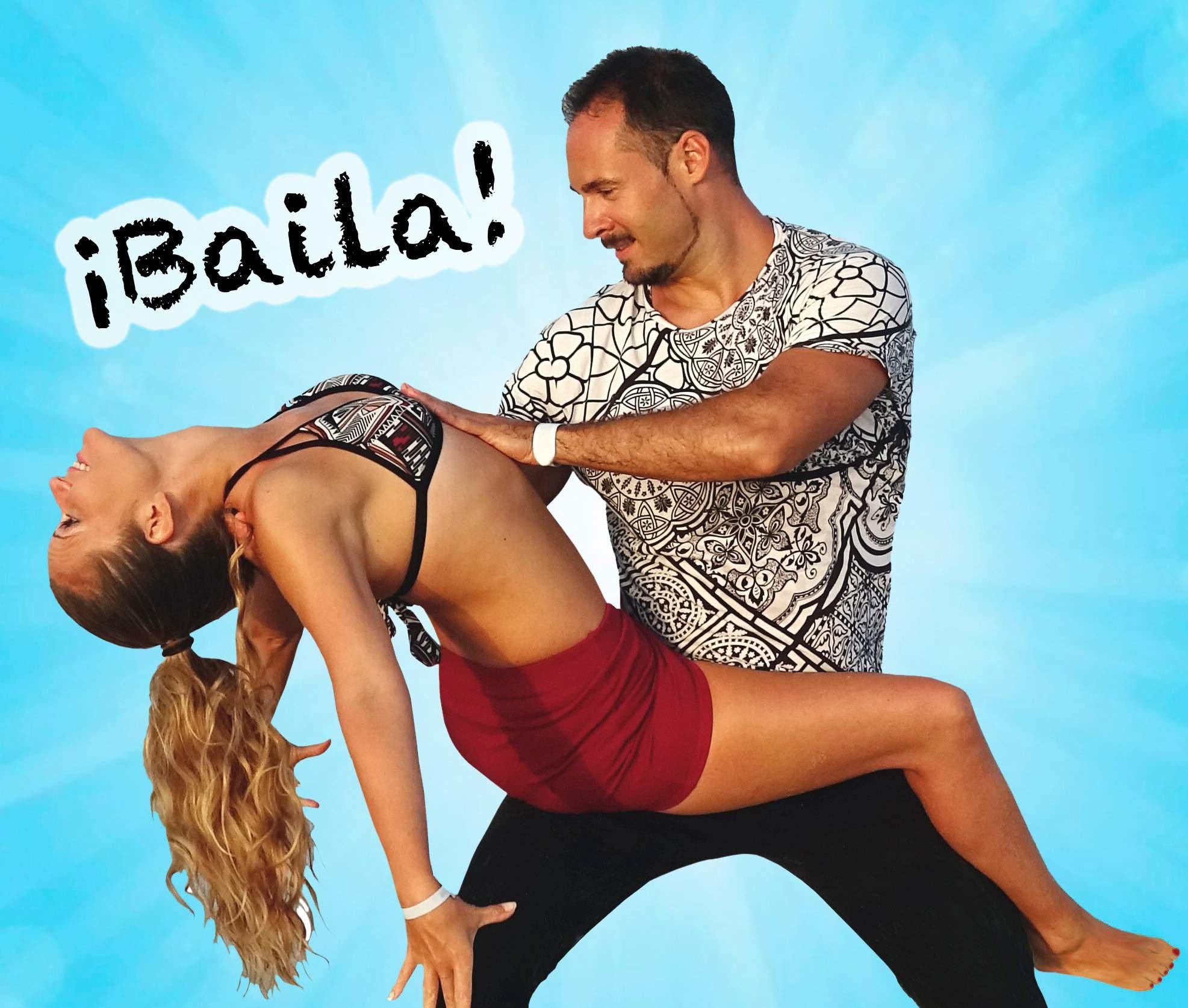 Dónde bailar Salsa, Bachata, Kizomba en Valdepeñas con Pedro y Martha